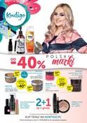 Gazetka promocyjna Kontigo - Do -40% polskie marki  - ważna do 20-05-2018