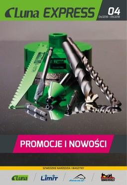 Gazetka promocyjna B&B TOOLS Poland, ważna od 01.04.2018 do 30.09.2018.
