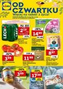 Gazetka promocyjna Lidl - Od czwartku - ważna do 12-05-2018