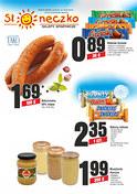 Gazetka promocyjna Słoneczko - Oferta handlowa - dolnośląskie, lubuskie  - ważna do 16-05-2018