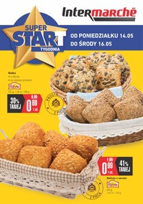 Gazetka promocyjna Intermarche Super, ważna od 14.05.2018 do 16.05.2018.