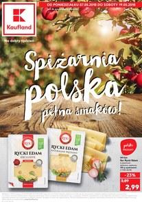 Gazetka promocyjna Kaufland, ważna od 07.05.2018 do 19.05.2018.