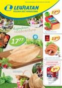 Gazetka promocyjna Lewiatan - Oferta handlowa- Mazowsze - ważna do 16-05-2018