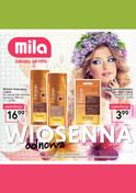 Gazetka promocyjna MILA - Wiosenna odnowa - ważna do 22-05-2018