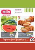 Gazetka promocyjna MILA - Zakupy aż miło - ważna do 15-05-2018