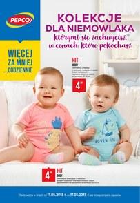 Gazetka promocyjna Pepco, ważna od 11.05.2018 do 17.05.2018.