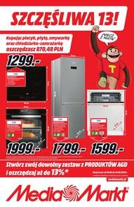 Gazetka promocyjna Media Markt, ważna od 10.05.2018 do 16.05.2018.