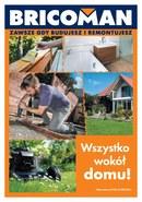 Gazetka promocyjna Bricoman - Wszystko wokół domu