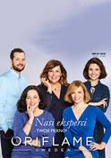 Gazetka promocyjna Oriflame - Nasi eksperci - Twoje piękno!  - ważna do 21-05-2018