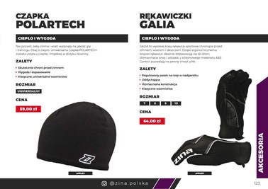 Gazetka promocyjna Zina, ważna od 01.01.2018 do 31.12.2018.