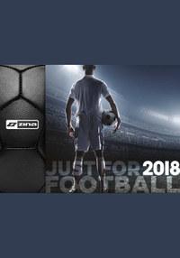 Gazetka promocyjna Zina - Football - ważna do 31-12-2018