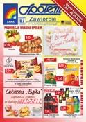 Gazetka promocyjna PSS Społem Zawiercie - Oferta handlowa - Zawiercie - ważna do 26-05-2018