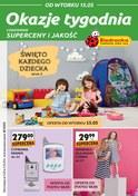 Gazetka promocyjna Biedronka - Święto każdego dziecka  - ważna do 31-05-2018