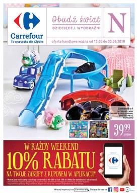 Gazetka promocyjna Carrefour - Obudź świat dziecięcej wyobraźni