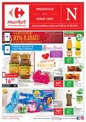 Gazetka promocyjna Carrefour Market - Oferta handlowa - ważna do 27-05-2018