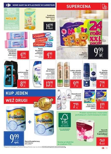 Gazetka promocyjna Carrefour Market, ważna od 15.05.2018 do 27.05.2018.