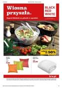 Gazetka promocyjna Black Red White - Wiosna przyszła - ważna do 30-05-2018