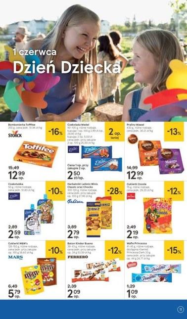 Gazetka promocyjna Tesco Hipermarket, ważna od 17.05.2018 do 23.05.2018.