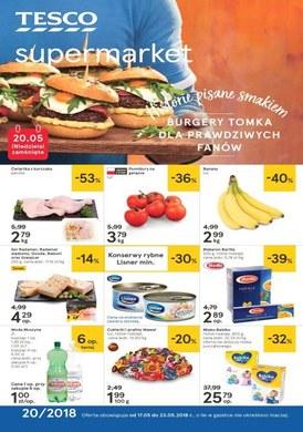 Gazetka promocyjna Tesco Supermarket - Okazje cenowe