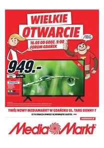 Gazetka promocyjna Media Markt, ważna od 16.05.2018 do 19.05.2018.