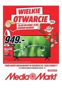 Gazetka promocyjna Media Markt - Wielkie otwarcie - ważna do 19-05-2018