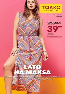 Gazetka promocyjna Takko Fashion, ważna od 10.05.2018 do 20.05.2018.