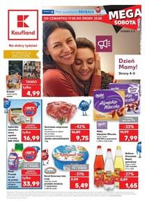 Gazetka promocyjna Kaufland, ważna od 17.05.2018 do 23.05.2018.