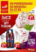 Gazetka promocyjna POLOmarket - Świeże spojrzenie na hity tygodnia - ważna do 27-05-2018