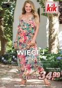 Gazetka promocyjna KIK - Więcej mody - ważna do 30-05-2018