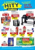 Gazetka promocyjna Makro Cash&Carry - 3-dniowe hity - ważna do 19-05-2018