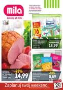 Gazetka promocyjna MILA - Zakupy aż miło - ważna do 22-05-2018