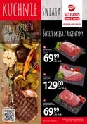 Gazetka promocyjna Selgros Cash&Carry - Kuchnie świata - ważna do 31-05-2018