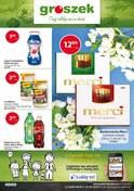 Gazetka promocyjna Groszek  - Twój sklep na co dzień  - ważna do 22-05-2018