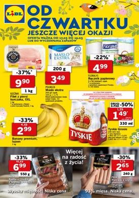 Gazetka promocyjna Lidl - Od czwartku