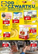 Gazetka promocyjna Lidl - Od czwartku - ważna do 19-05-2018