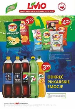 Gazetka promocyjna ELDE, ważna od 14.05.2018 do 27.05.2018.