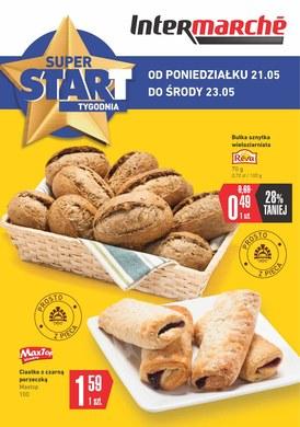 Gazetka promocyjna Intermarche Super - Super start tygodnia