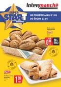 Gazetka promocyjna Intermarche Super - Super start tygodnia  - ważna do 23-05-2018