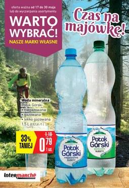 Gazetka promocyjna Intermarche Super, ważna od 17.05.2018 do 30.05.2018.