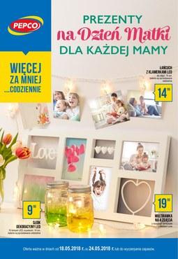 Gazetka promocyjna Pepco, ważna od 18.05.2018 do 24.05.2018.