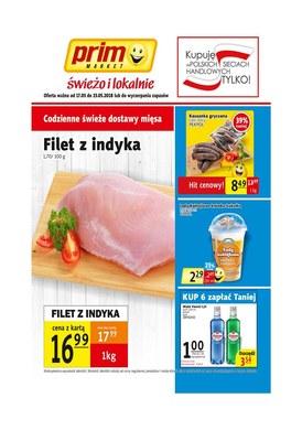 Gazetka promocyjna Prim Market - Codziennie świeże dostawy mięsa