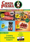 Gazetka promocyjna Chata Polska - Blisko. Lokalnie. Naturalnie - ważna do 23-05-2018