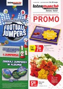 Gazetka promocyjna Intermarche Contact - Football jumpers