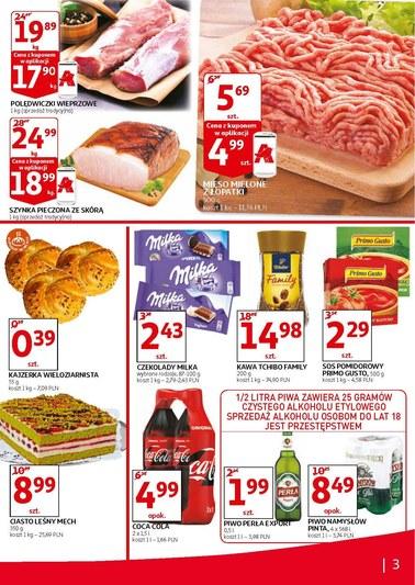 Gazetka promocyjna Auchan, ważna od 15.05.2018 do 22.05.2018.