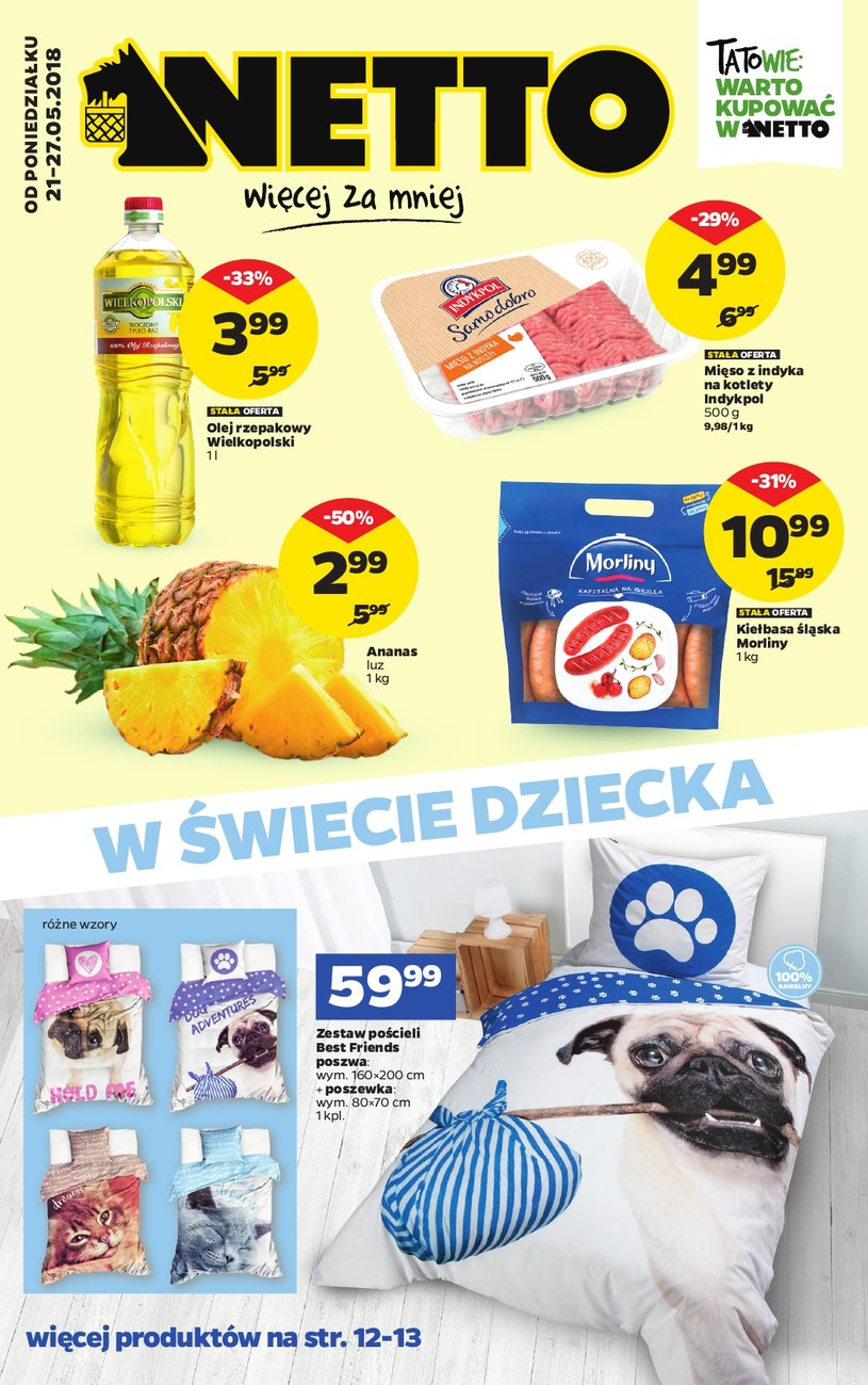 Netto: 3 gazetki