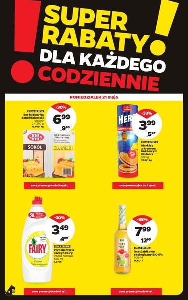 Gazetka promocyjna Netto, ważna od 21.05.2018 do 27.05.2018.