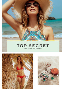 Gazetka promocyjna Top Secret - Lookbook - ważna do 27-05-2018