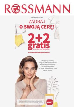 Gazetka promocyjna Rossmann, ważna od 18.05.2018 do 28.05.2018.
