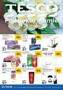Gazetka promocyjna Tesco Hipermarket - Dzień Matki - ważna do 29-05-2018