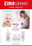 Gazetka promocyjna Ziko Dermo  - Mama i dziecko